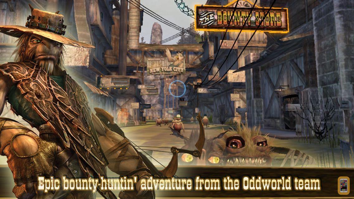 Screenshot - Oddworld: Stranger's Wrath