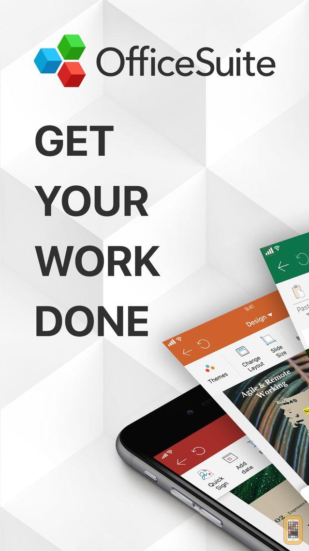 Screenshot - OfficeSuite & PDF editor