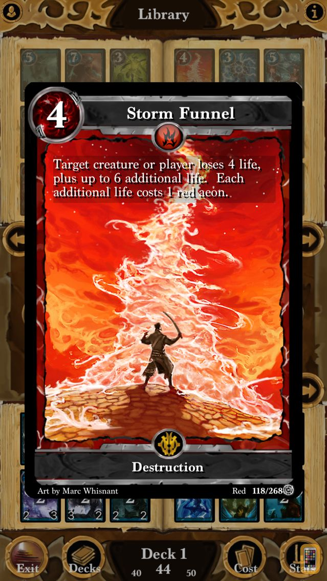 Screenshot - Lost Portal CCG