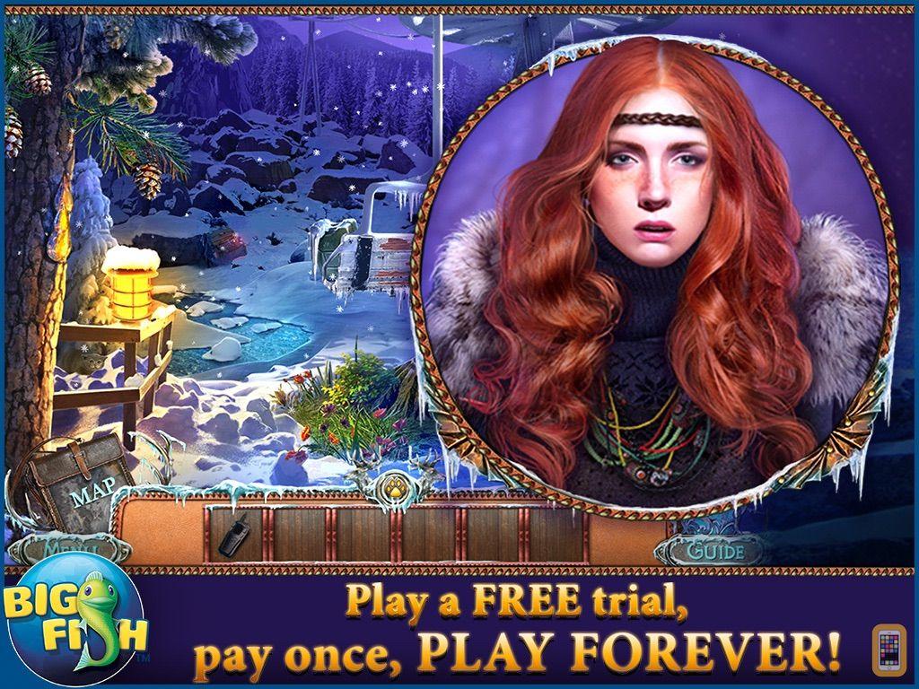 Screenshot - Fierce Tales: Feline Sight HD - A Hidden Objects Mystery Game