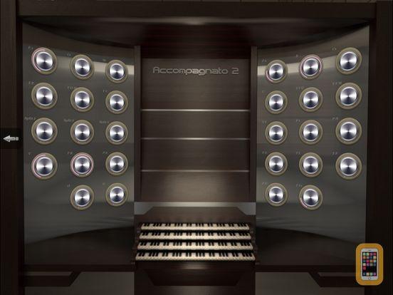 Screenshot - iCathedral Organ