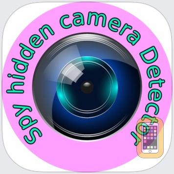 Spy hidden camera Detector by Jakobi Teknik (Universal)