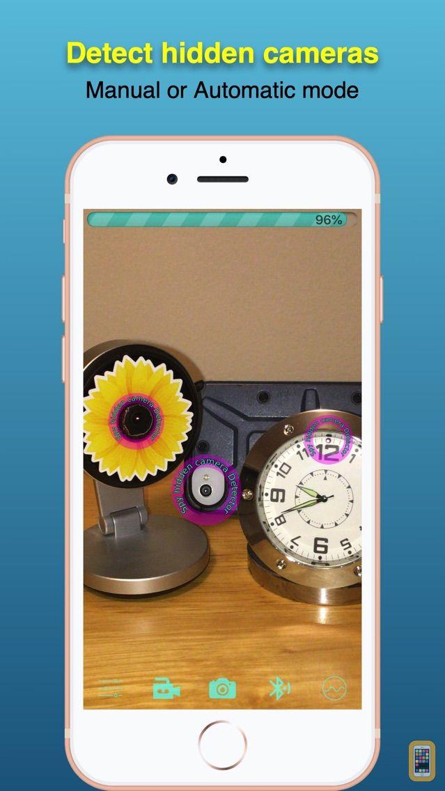 Screenshot - Spy hidden camera Detector