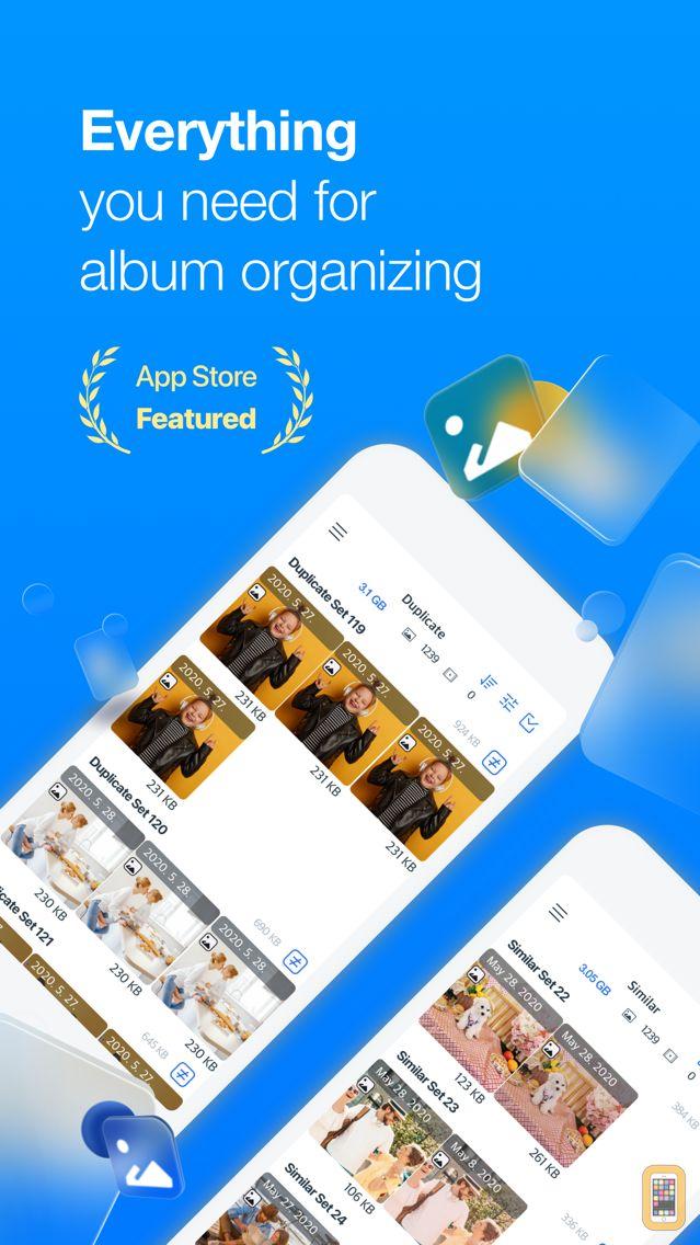 Screenshot - Photo Cleaner -Album organizer