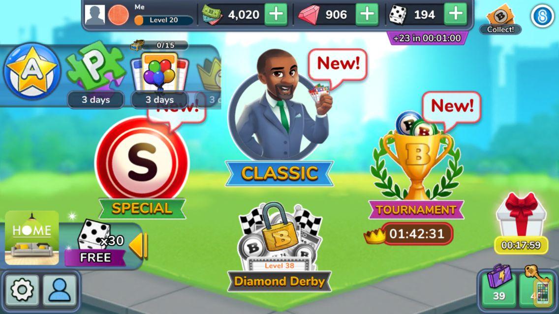 Screenshot - MONOPOLY Bingo!