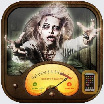 Ghost Detector Camera - scary paranormal activity sensor & spirit detector radar tool by Net Unlimited (Universal)