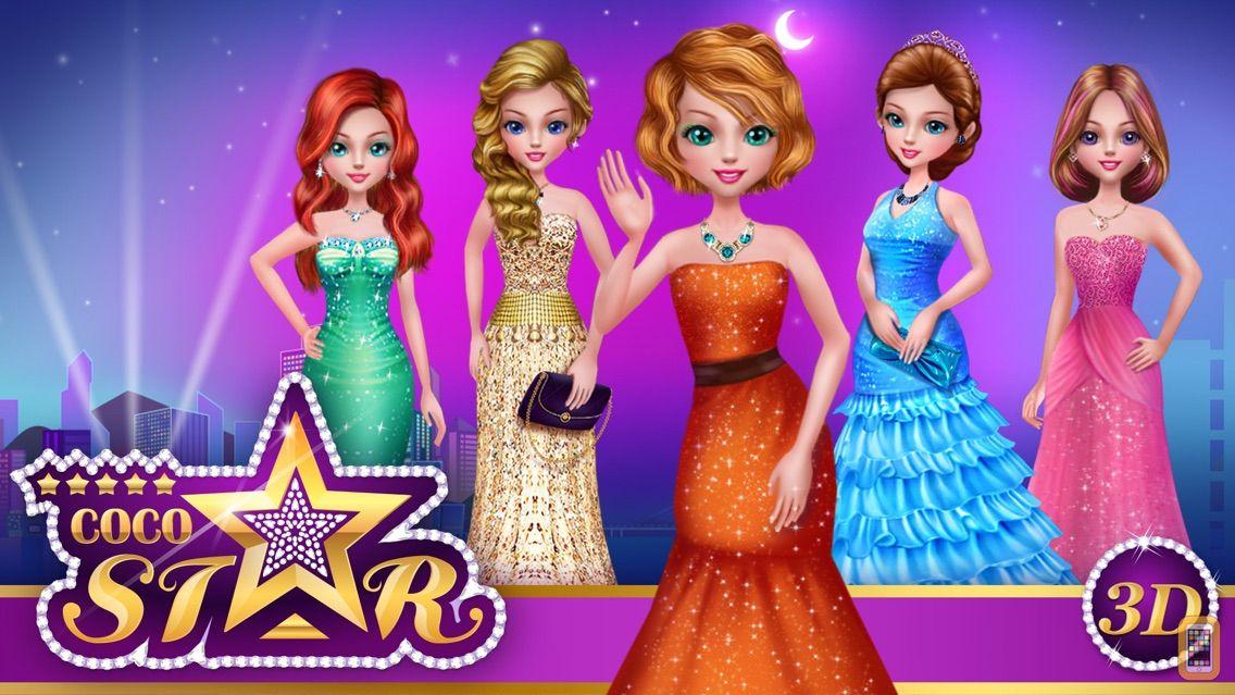 Screenshot - Coco Star: Fashion Model Competition
