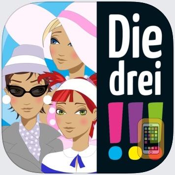 Die drei !!! – Tatort Modenschau by USM (Universal)