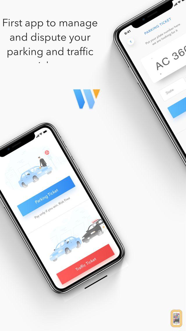 Screenshot - WinIt - Fight Your Tickets