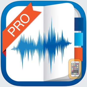 eXtra Voice Recorder - Record, Add Notes & Photos by Denys Yevenko (Universal)