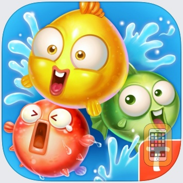 Marine Adventure -- Collect and Match 3 Fish Puzzle Game for TANGO by TangoMe, Inc. (Universal)
