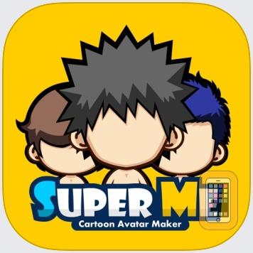 SuperMii—Make comic and cartoon avatar by fan yang (Universal)