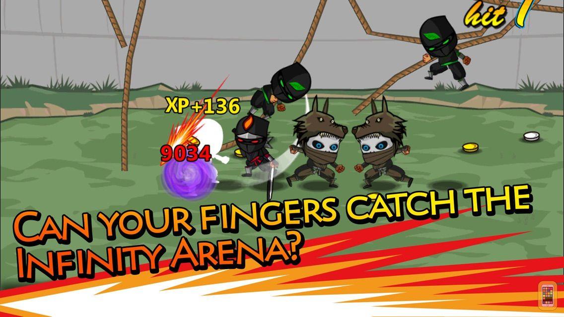 Screenshot - Ninjas Infinity