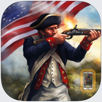 Rebels and Redcoats by Hunted Cow Studios Ltd. (iPad)