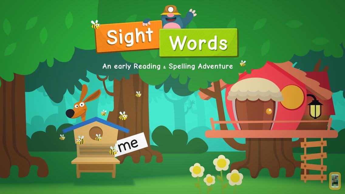 Screenshot - Sight Words Adventure