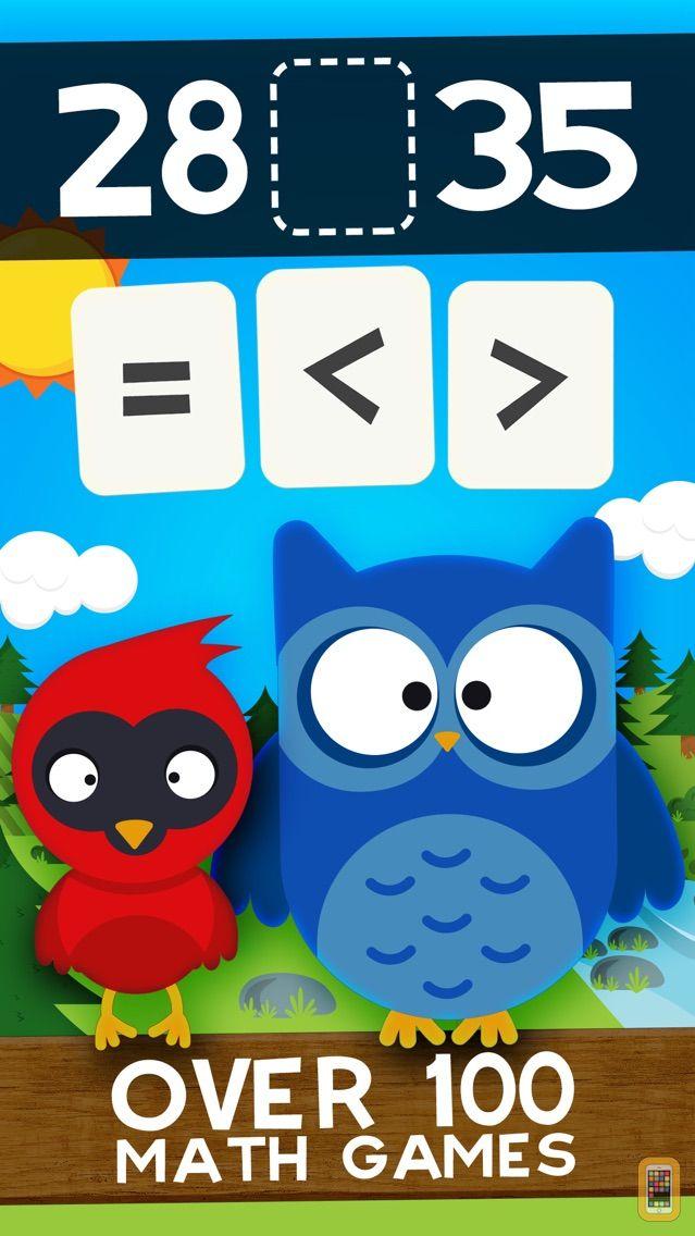 Screenshot - Animal Math Second Grade Math Games for Kids Maths