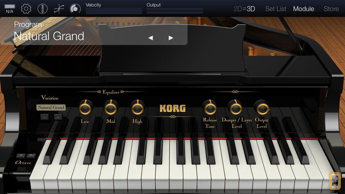 Screenshot - KORG Module
