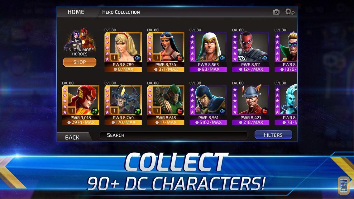 Screenshot - DC Legends: Fight Superheroes