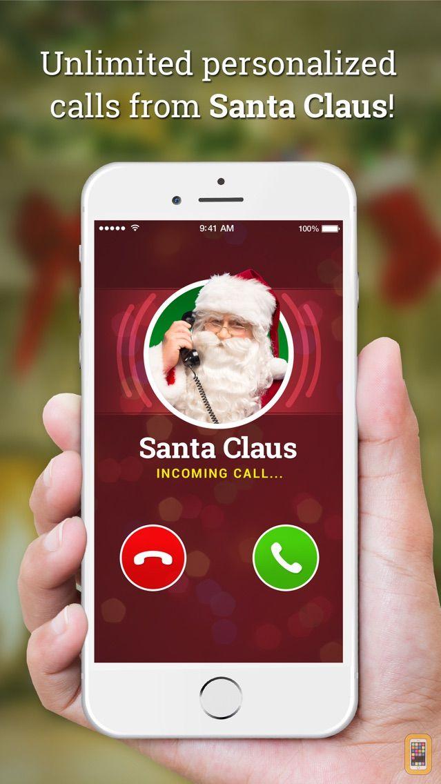 Screenshot - Message from Santa!