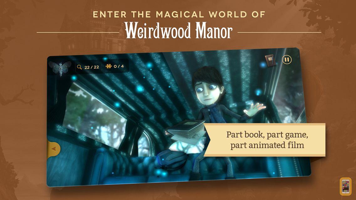 Screenshot - Weirdwood Manor