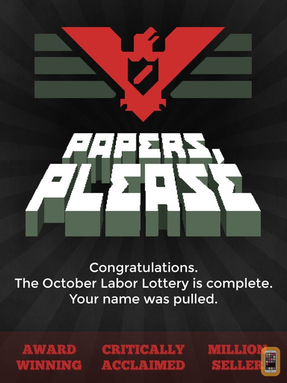 Screenshot - Papers, Please