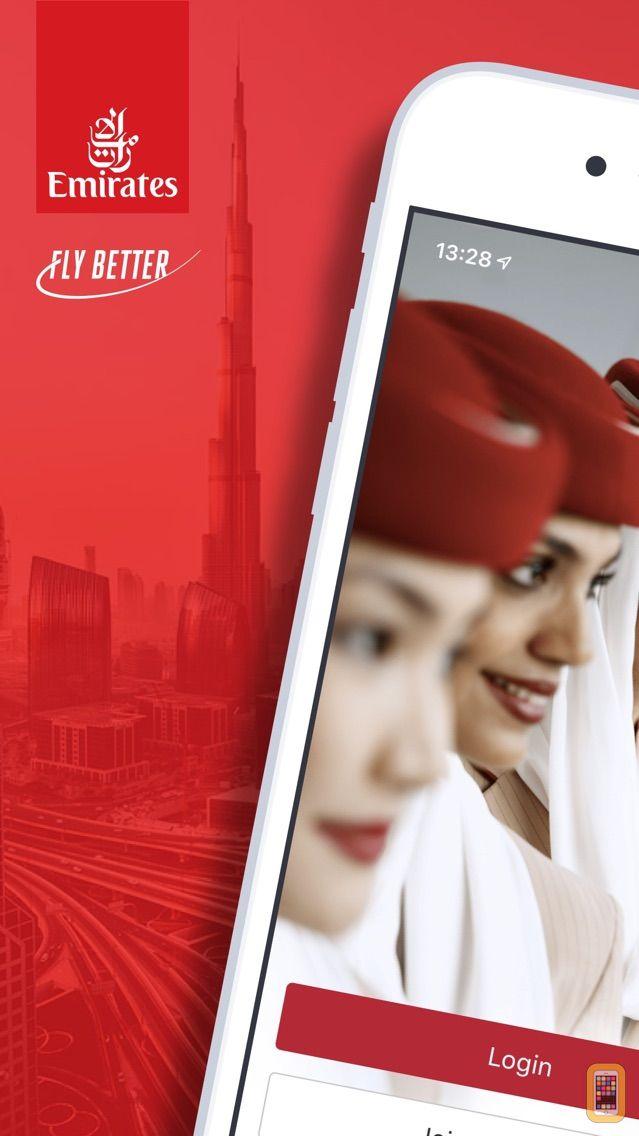 Screenshot - Emirates