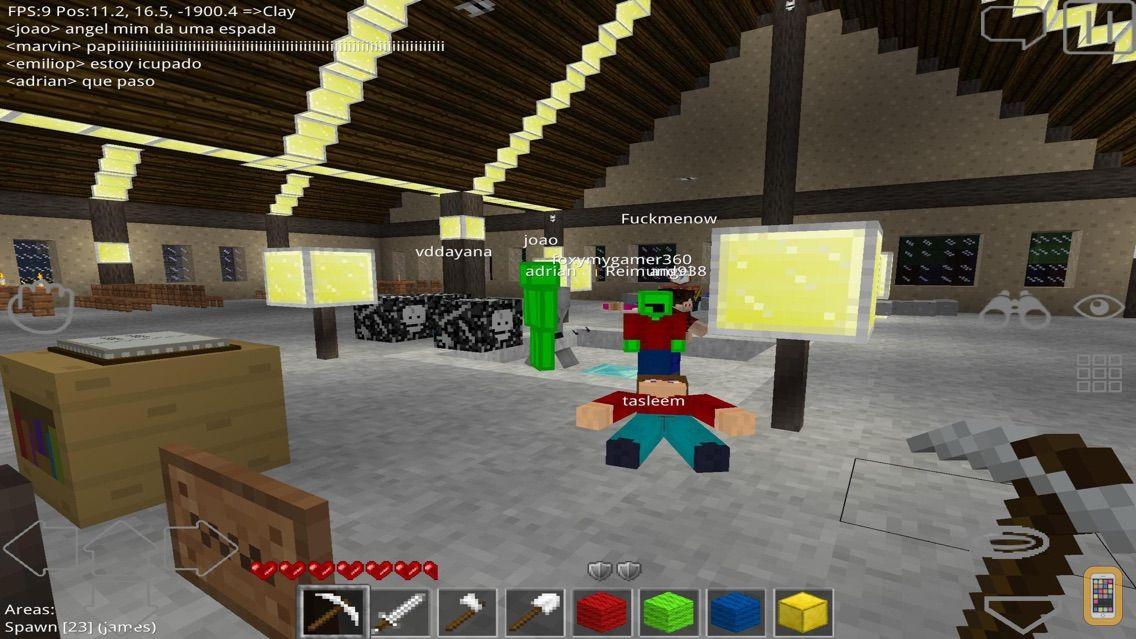 Screenshot - Exploration: Craft and Survival Pro