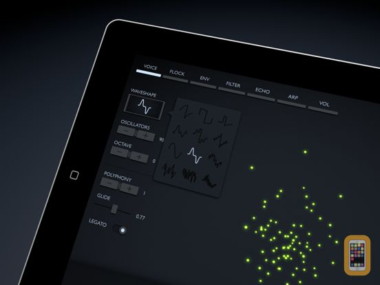 Screenshot - Photophore Synth