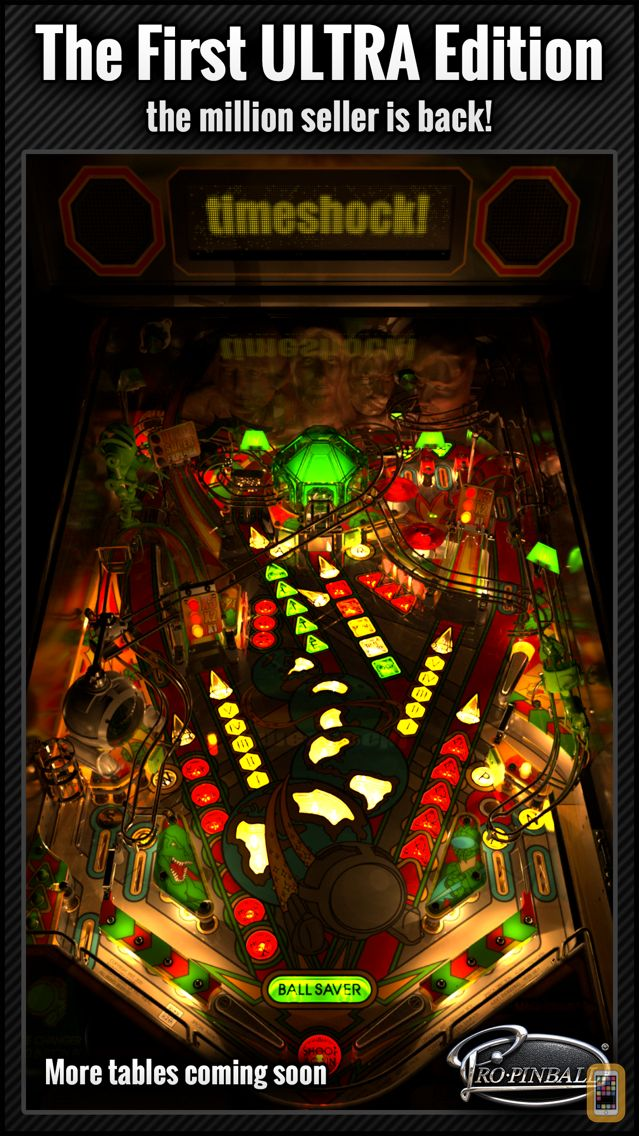 Screenshot - Pro Pinball