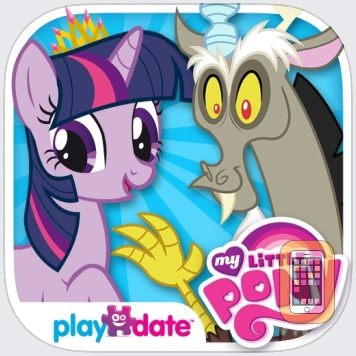 My Little Pony: Twilight's Kingdom Storybook Deluxe by PlayDate Digital (Universal)