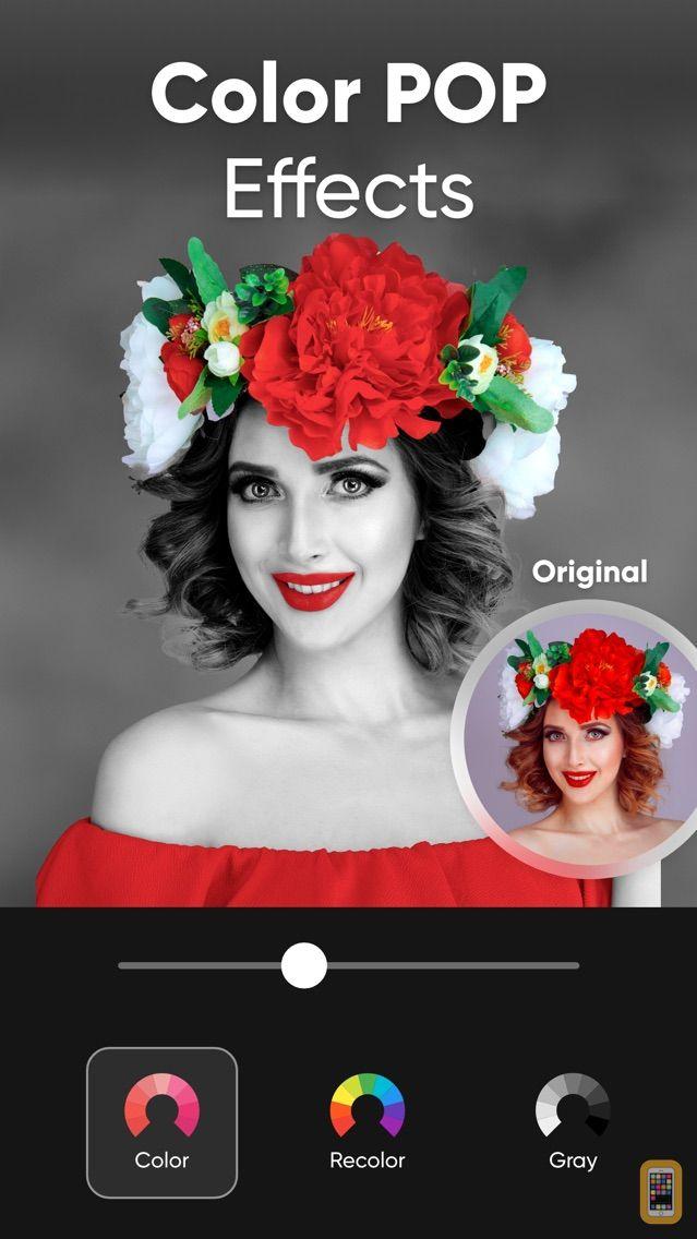 Screenshot - Color Pop Effects Photo Editor