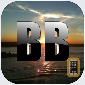 BlurBorder - Add Blur Effects by Jeff Dolphin (iPhone)