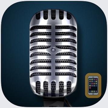 Pro Microphone for iPhone & iPad - App Info & Stats | iOSnoops