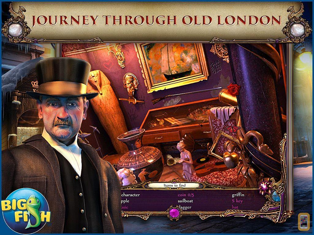 Screenshot - The Secret Order: Ancient Times HD - An Adventure Hidden Object Game (Full)