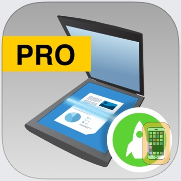 My Scans PRO, pdf scanner app by TOP APP d.o.o. (Universal)