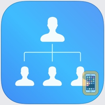 Organization Chart Management by Hao Li (iPhone)