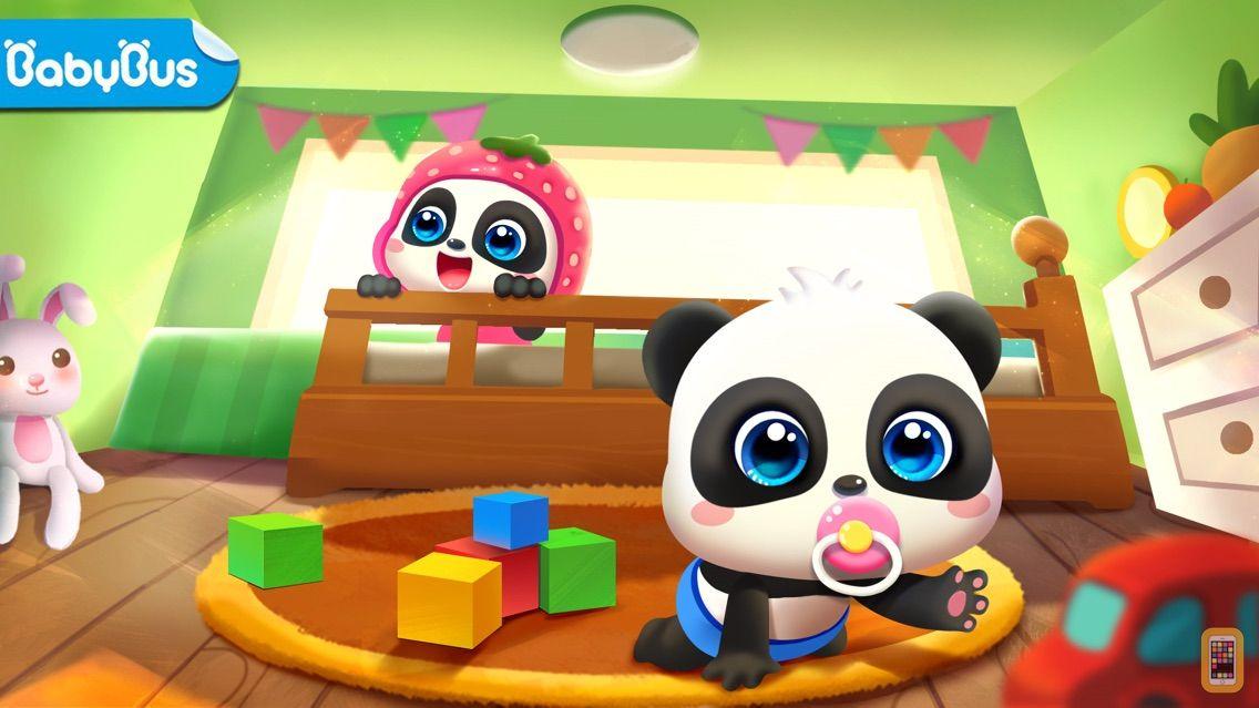 Screenshot - Baby Panda Care - BabyBus Game