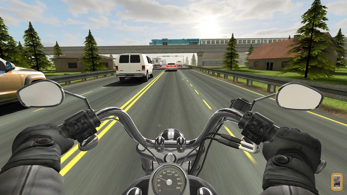 Screenshot - Traffic Rider