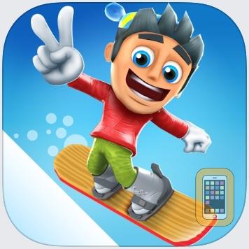 Ski Safari 2 by Sleepy Z Studios Pty Ltd (Universal)