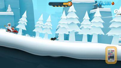 Screenshot - Ski Safari 2
