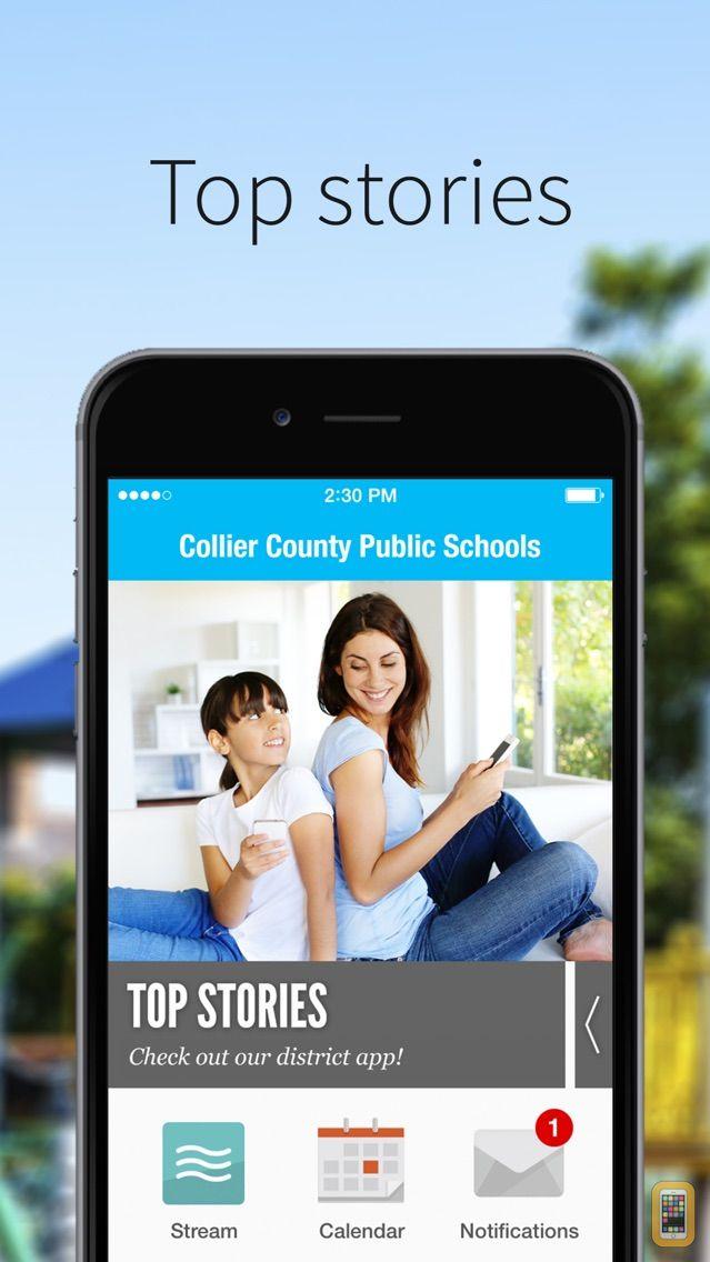 Screenshot - Collier Schools