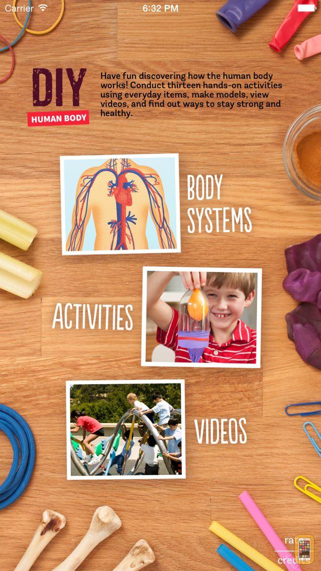 Screenshot - DIY Human Body