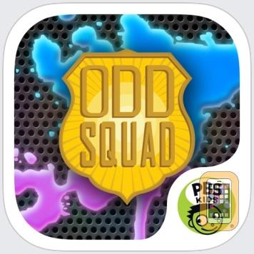 Odd Squad: Blob Chase by PBS KIDS (iPad)