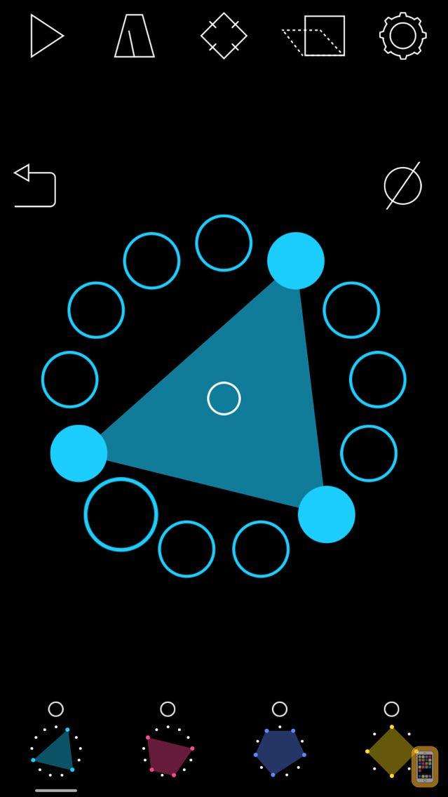 Screenshot - Rhythm Necklace - Geometric Sequencer