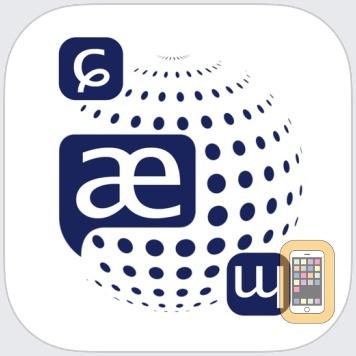 IPA Keyboard: IPA Alphabet by Dawid Pietrala (Universal)