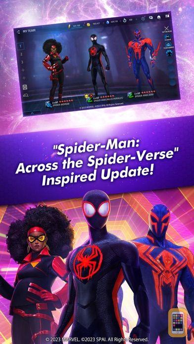 Screenshot - MARVEL Future Fight