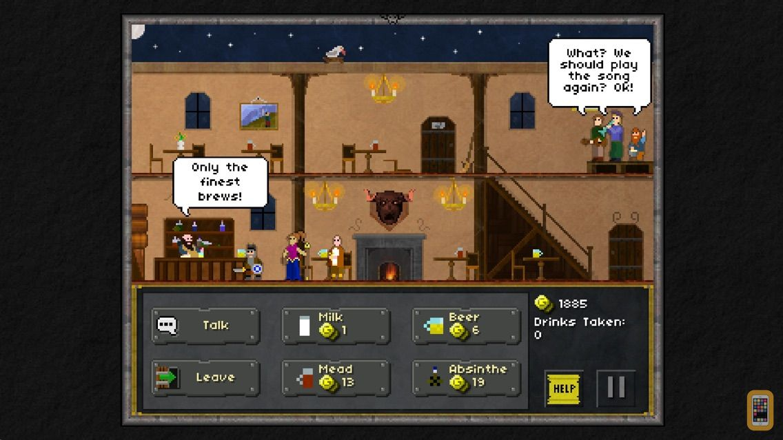 Screenshot - Pixel Heroes: Byte & Magic
