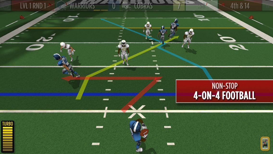 Screenshot - GameTime Football 2 w/ Colin Kaepernick & Dez Bryant
