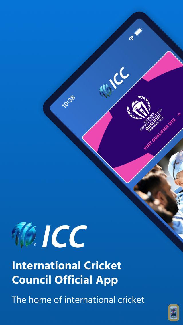 Screenshot - ICC Cricket