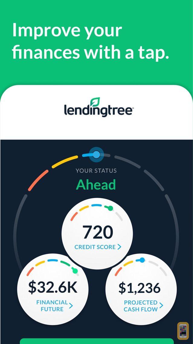 Screenshot - LendingTree